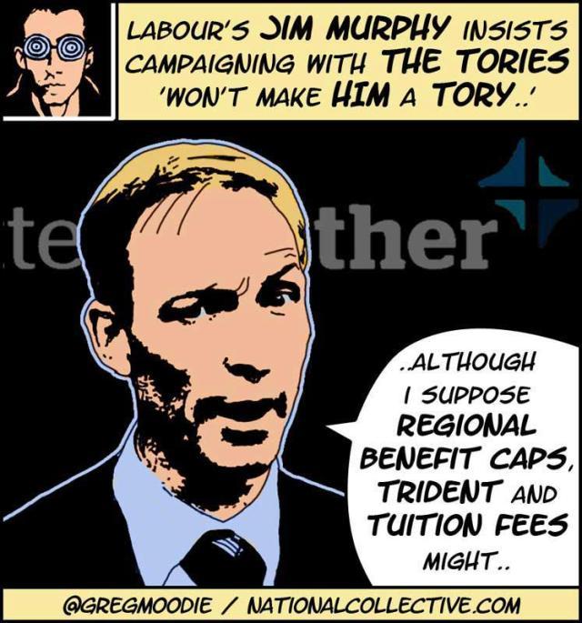 Jim, honest I'm a socialist, Murphy